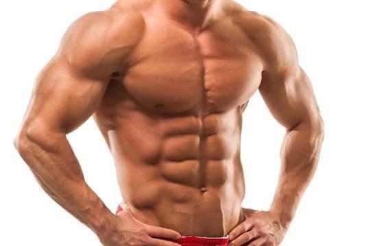 trening dieta na masę mięśniową