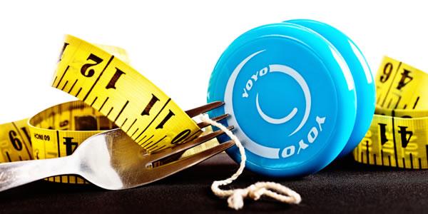 Dlaczego nie możesz schudnąć- efekt jojo